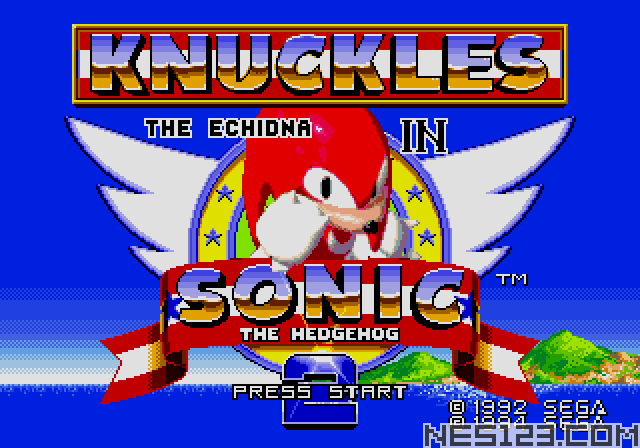 Sonic 2 & Knuckles