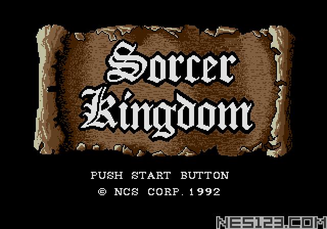 Sorcerer's Kingdom