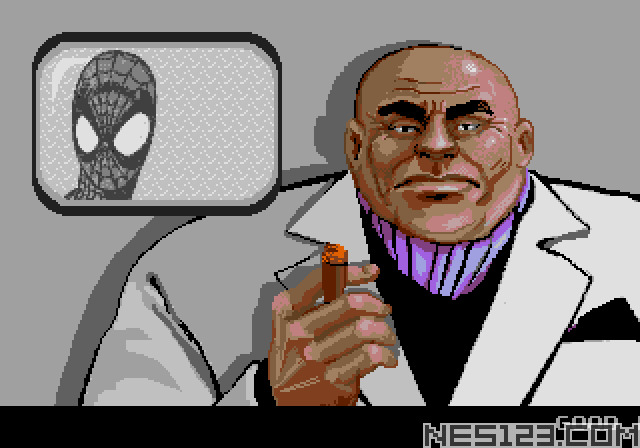 Spider-Man vs the Kingpin