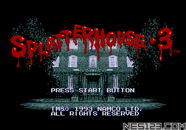 Splatter House Part 3