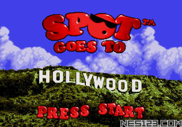Spot Goes to Hollywood