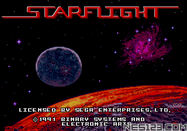 Star Flight