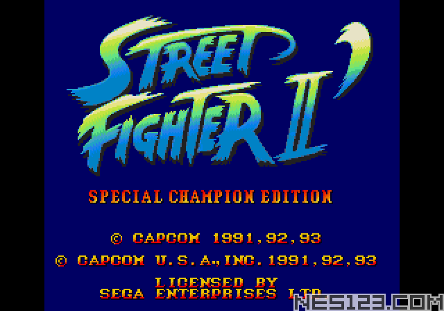 Street Fighter 2 CE Plus