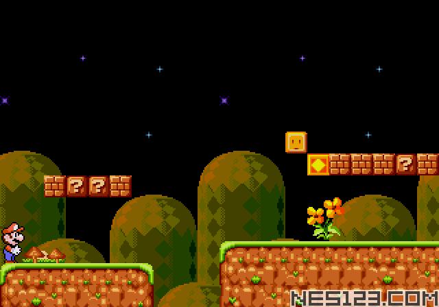 Super Mario 4 Space Odyssey