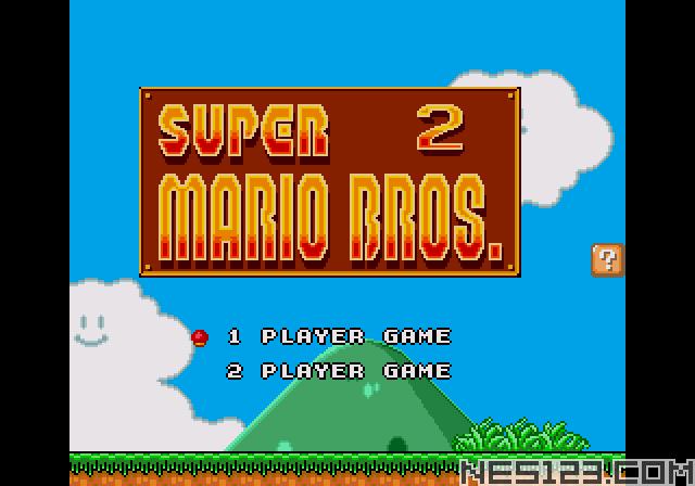 Super Mario 2 1998