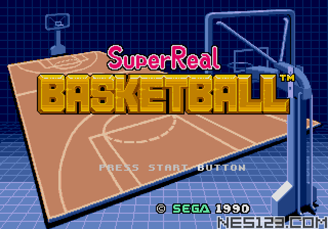 Super Real Basketball