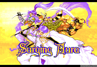 Surging Aura