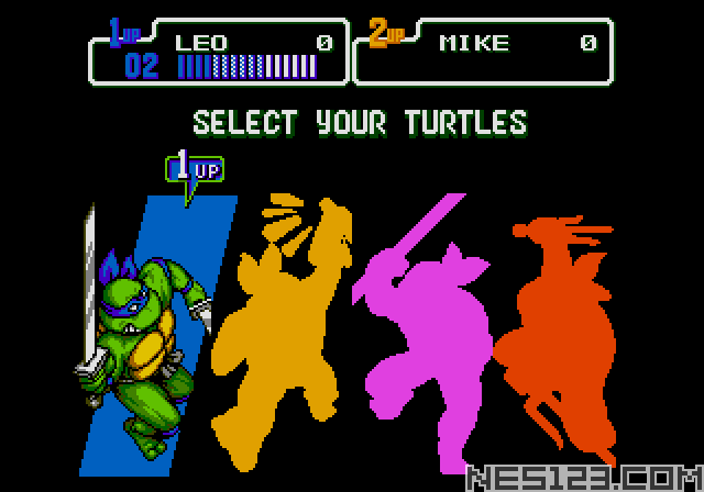 Turtles - The Hyperstone Heist