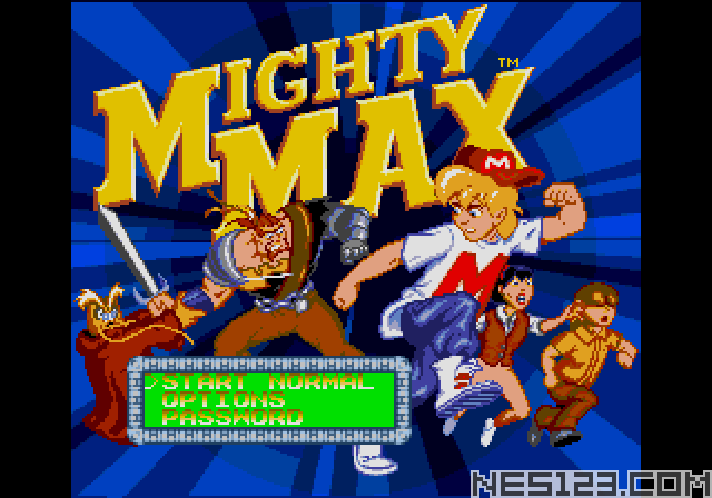 Adventures of Mighty Max, The