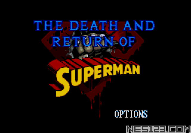 Death and Return of Superman, The