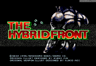 Hybrid Front