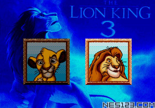 Lion King III, The