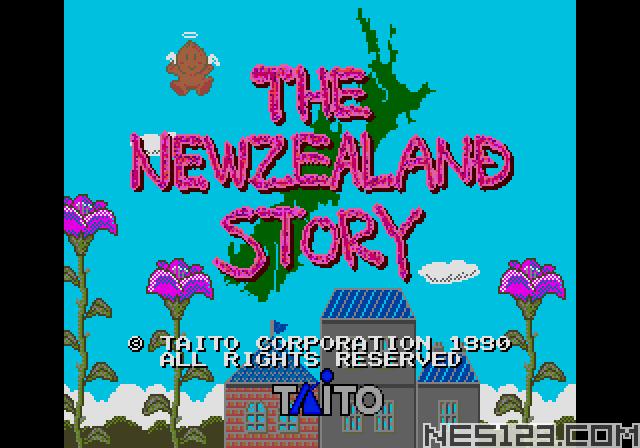 Newzealand Story