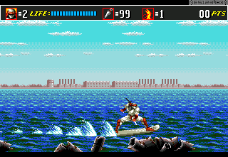 Super Shinobi III