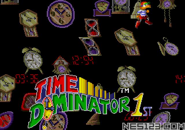 Time Dominator 1st