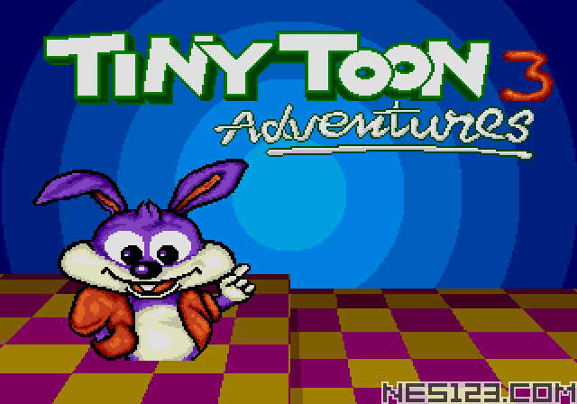 Tiny Toon Adventures 3