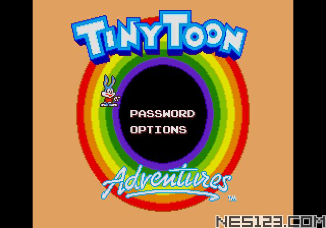 Tiny Toons - Busters Hidden Treas