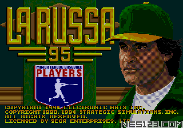 Tony La Russa 95