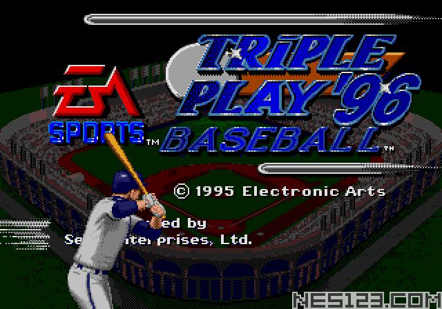 Triple Play '96
