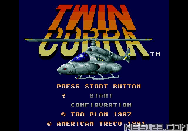 Twin Cobra