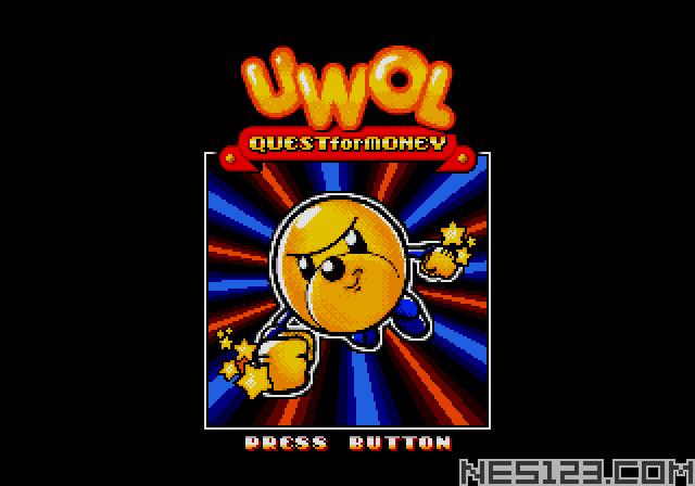 Uwol - Quest for Money