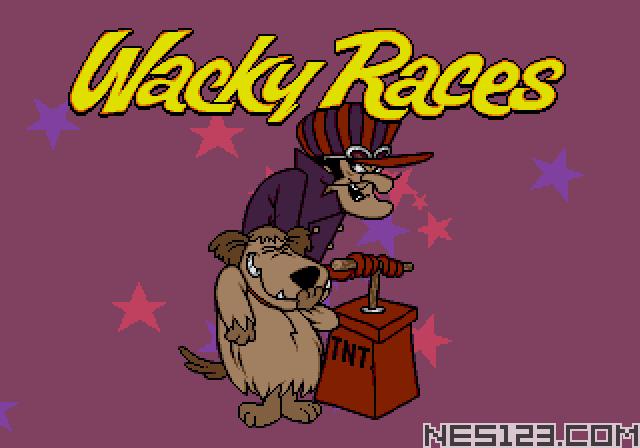 Wacky Races Demo