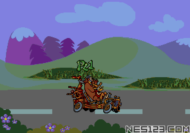 Wacky Races Demo