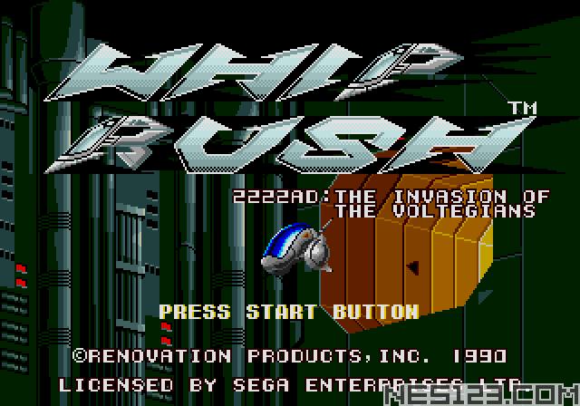 Whip Rush