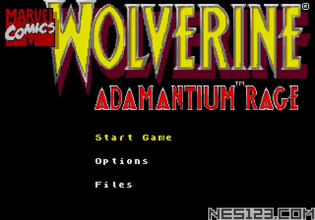 Wolverine: Adamantirm Rage