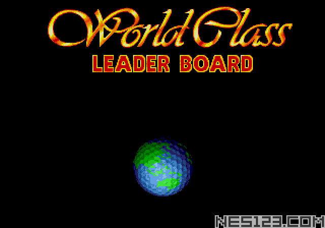 World Class Leader Board