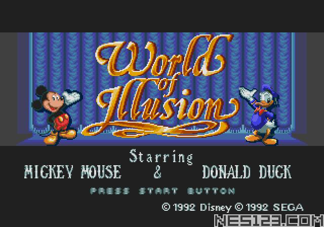 World of Illusions