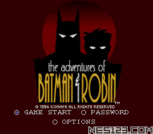 Adventures of Batman & Robin, The