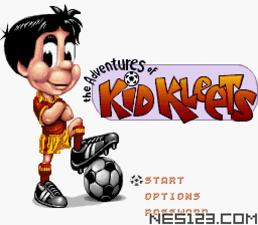 Adventures of Kid Kleets, The