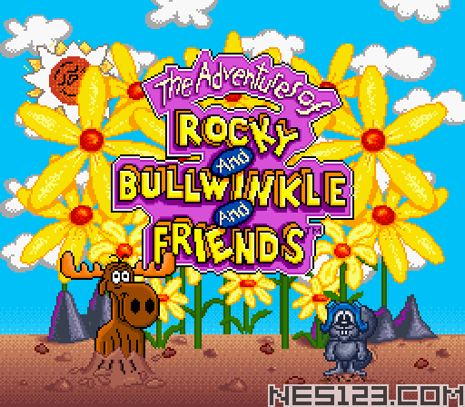Adventures of Rocky and Bullwinkle and Friends, The