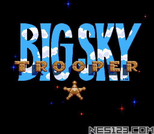 Big Sky Trooper
