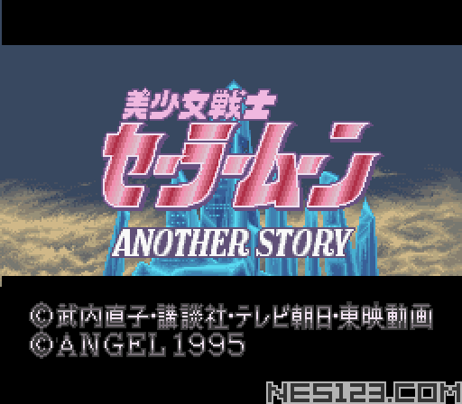 Bishoujo Senshi Sailor Moon - Another Story