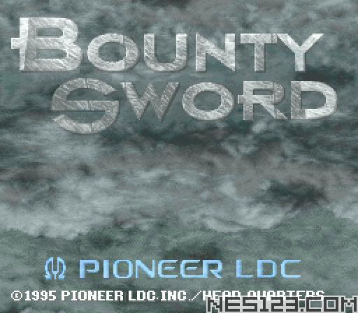 Bounty Sword