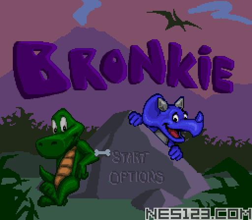 Bronkie Health Hero