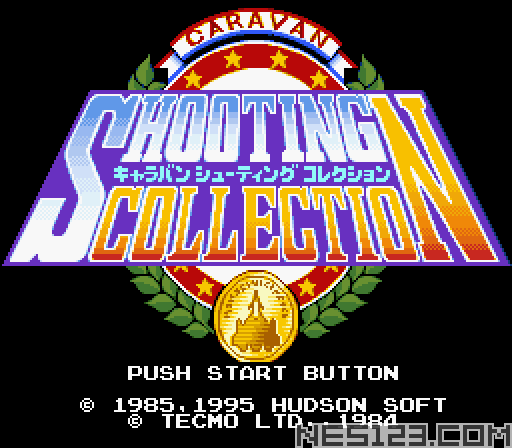 Caravan Shooting Collection