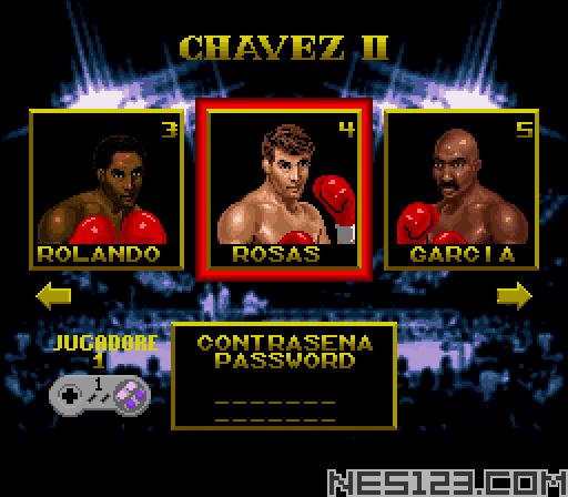 Chavez II