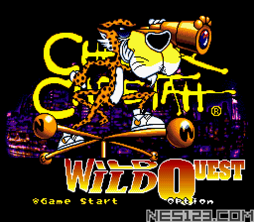 Chester Cheetah - Wild Wild Quest