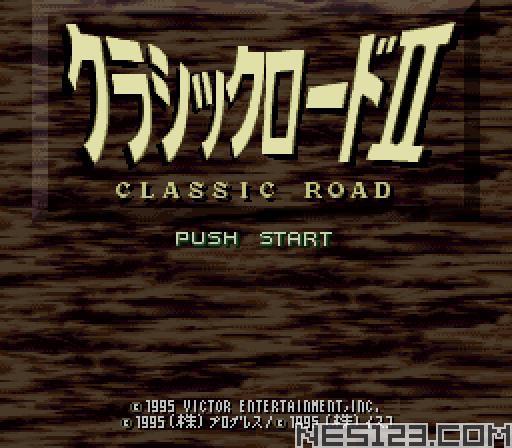 Classic Road II