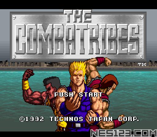 Combatribes, The