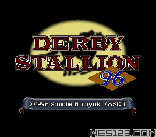 Derby Stallion 96