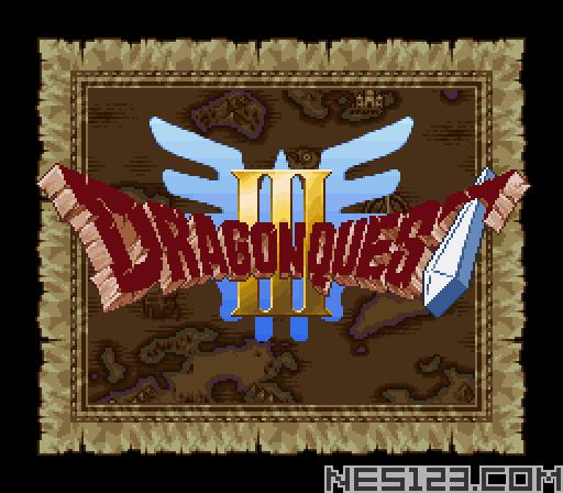 Dragon Quest III - Soshite Densetsu he...