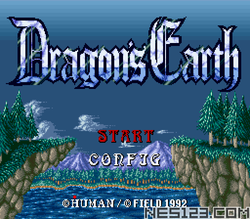 Dragon's Earth