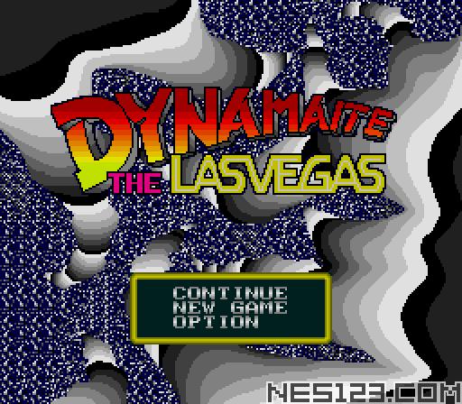 Dynamaite - The LasVegas