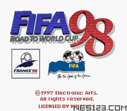 FIFA 98 - Road to World Cup