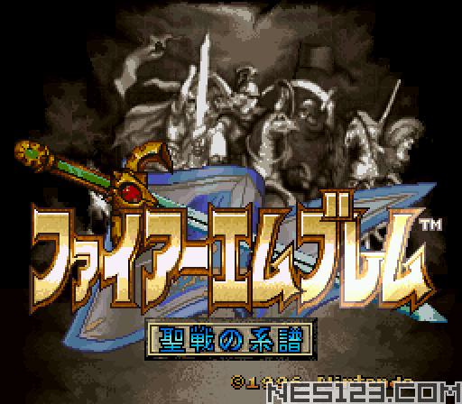 Fire Emblem - Seisen no Keifu