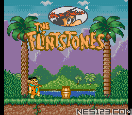 Flintstones, The - The Treasure of Sierra Madrock